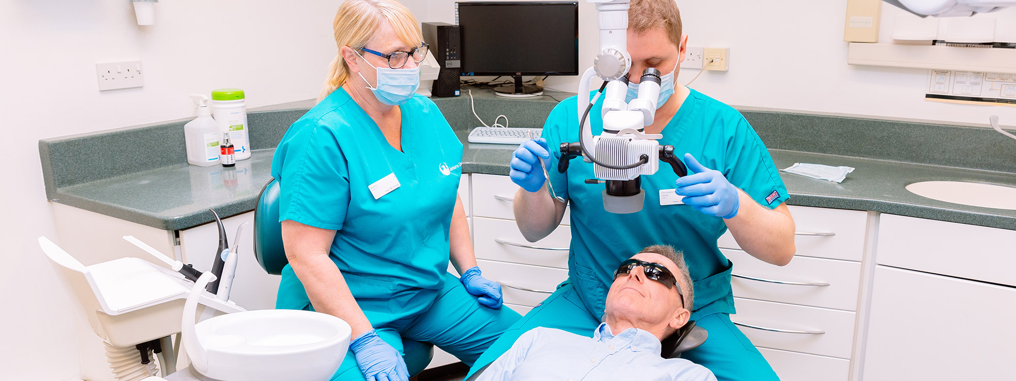 Root Canal Treatment Banner